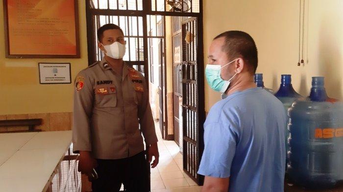 Diduga Curi Pupuk Delapan Karung, Asisten Manajer PT Rebinmas Masuk Sel
