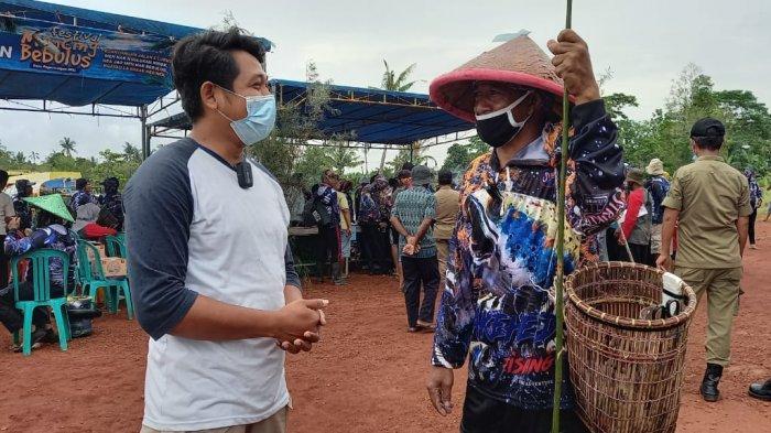 200 Peserta Ikut Lomba Mancing Bebulus dan Ada yang Gunakan Alat Tradisional