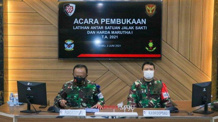 Pertengahan Juni 2021 TNI AU Gelar Latihan Tempur Udara Lagi di Belitung
