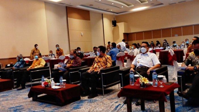 Jadikan Peta Tematik Dasar Pengembangan Geopark di Belitung