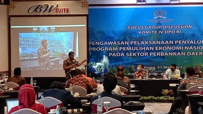 Perputaran Uang Hasil Ekspor dari Bangka Belitung Banyak di Luar Daerah