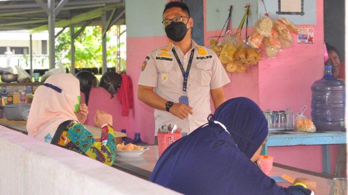 Tim Gabungan Razia Pegawai Pemkab Belitung Timur yang Nongkrong di Warkop Saat Jam Kerja