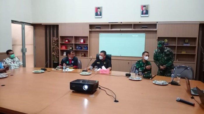Pemkab Belitung Timur Dukung Penuh Latihan Tempur TNI AU di AWR Buding Lanud HAS Hanandjoeddin