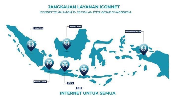 Cara Berlangganan Internet PLN Iconnet, Simak Cara Mendaftarnya, Ada Pilihan Harga Paket