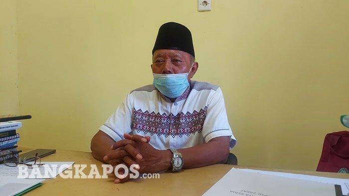 Ketua Baznas Belitung Timur Imbau Masyarakat Segera Bayarkan Zakat Fitrah