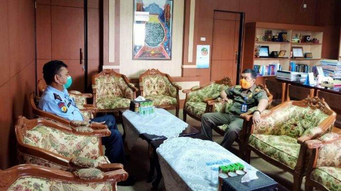 Kalapas Tanjungpandan Bangun Sinergi Dengan Pemkab Belitung Tingkatkan Program Pembinaan WBP