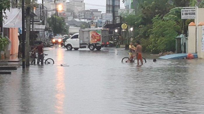 Pemkot Pangkalpinang Tetap Prioritaskan Penanganan Banjir