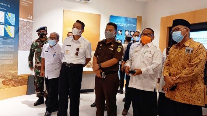 Disbudpar Launching Empat Paket Wisata Geosite di Belitung Timur
