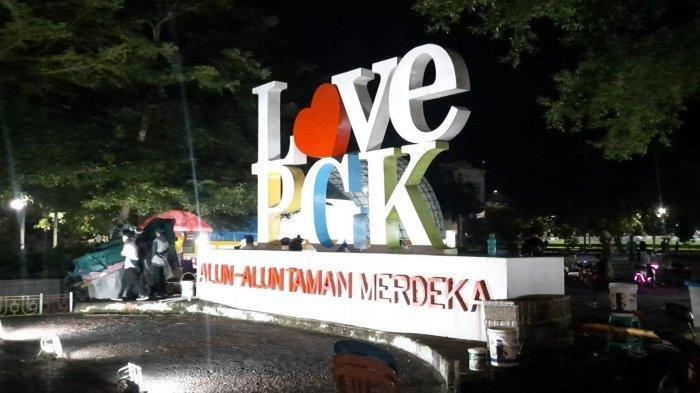 Rp 350 Juta Untuk Perawatan dan Perbaikan Taman di Kota Pangkalpinang