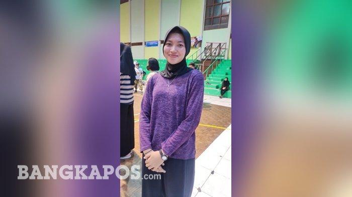 Ini Sosok Pemain Voli Pra PON Banten yang Perkuat Klub PJP  Raih Juara Piala Gubernur Babel 2021