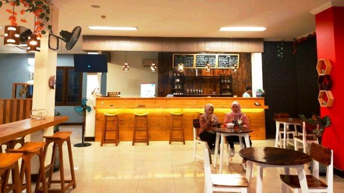 Billiton Coffee, Rekomendasi Tempat Ngopi Asyik di Dekat Bundaran Satam Tanjungpandan
