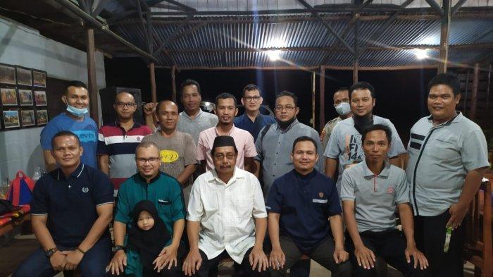 Eko Sabrata Jabat Ketua Ikatan Urang Bangka di Belitung Timur, Asak Kawa Kite Pacak