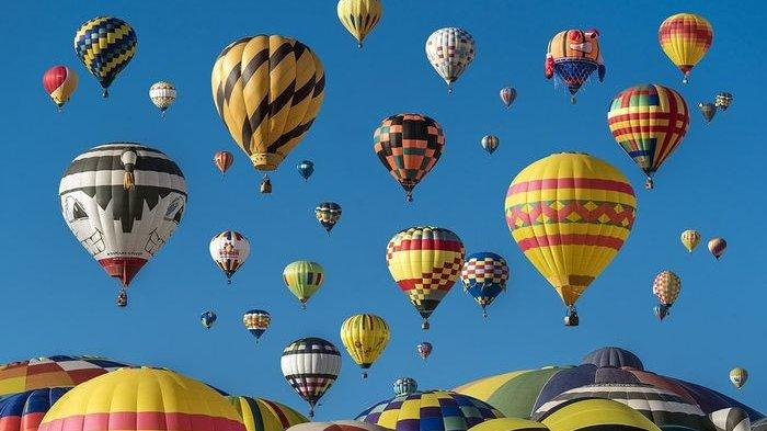 Fakta Unik Balon Udara, Jadi Alat Transportasi Sebelum Ada Pesawat Terbang