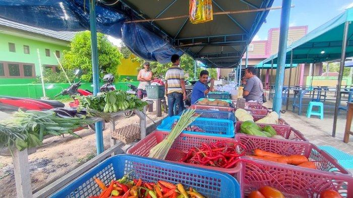 Pasar Tani Desa Perawas, Ide Bangkitkan Perekonomian Rangkul Para Petani