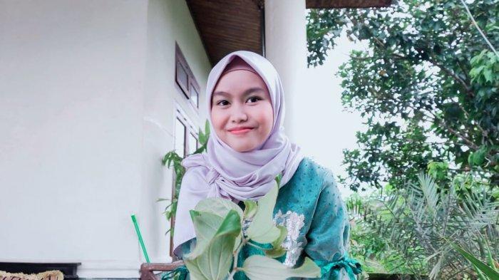 Nailah Zakiyyah Siswi Belitung Lolos SBMPTN di ITB, Sudah Incar Kampus Favorit dari Kelas 11