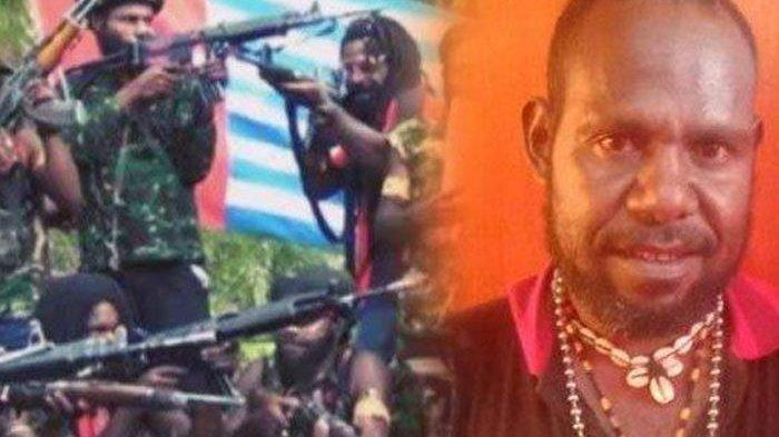 Pengakuan Pentolan KKB Papua, Seret Nama Ketua DPRD Tolikara, Sonny Wanimbo Siapkan 100 Pengacara