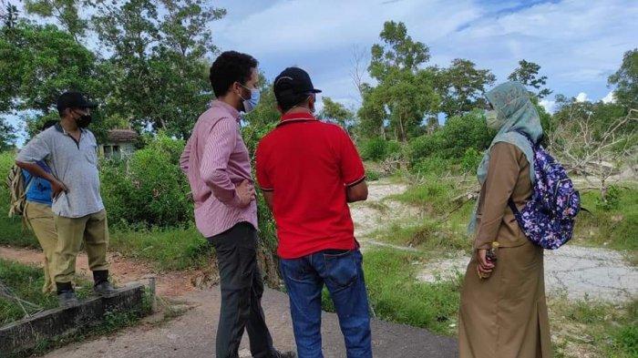 NGO Asal Prancis PUR Project Tawarkan Restorasi Lingkungan di Lahan Kritis Belitung Timur