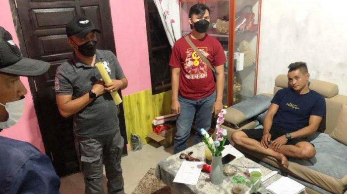 Tim Panah Reskrim Polres Belitung Timur Tangkap Pelaku Judi Online, Ada Bukti Buku Rekapan