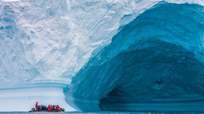 Gletser Kiamat Terbesar di Dunia, Dilaporkan Peneliti akan Segera Runtuh, Waspadai Bencana Besar Ini