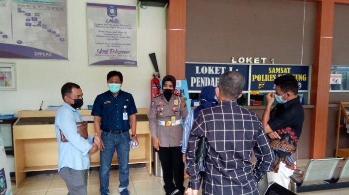 Bahas Pajak Permukaan Air Bisa Lampaui Target, DPRD Bangka Studi Banding ke UPT Samsat Belitung