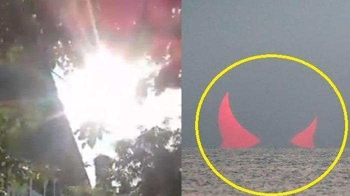 Muncul Fenomena Aneh, Tanduk Setan di Qatar Hingga Matahari Terbit dari Utara, Berikut Ini Faktanya