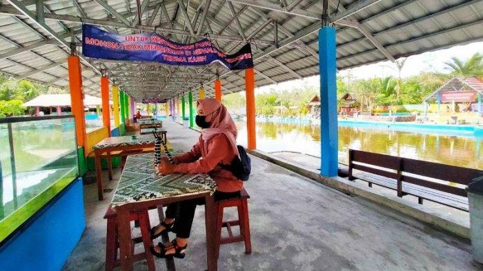 Pulau Kulong Cocok Jadi Tempat Rekreasi Keluarga, Bisa Mancing Juga Metik Buah Loh!