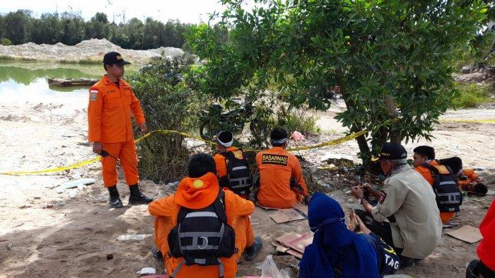 Tim SAR Turunkan Lima Regu Cari Korban Hilang, Terlihat Buaya di Sekitar Sungai Ini