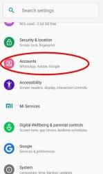 Tanda Icon Google