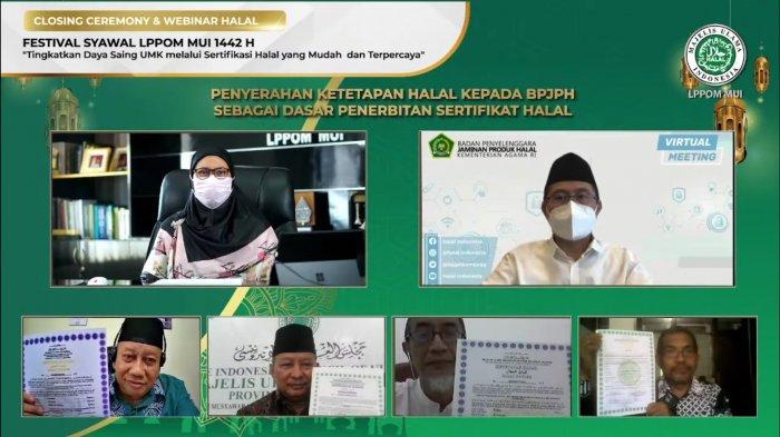 LPPOM MUI Bangka Belitung Subsidi Pelaku UMK Urus Sertifikasi Halal