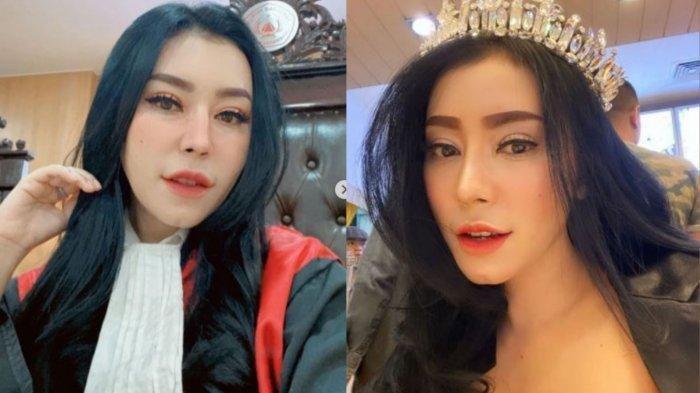 Hakim Cantik Baby Sexyola Pimpin Sidang, Penyanyi Dangdut Kerap Pakai Mahkota, Jadi Sorotan Warganet