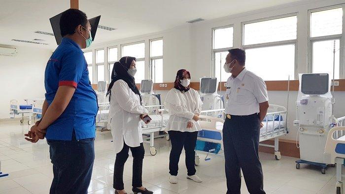 Lima Unit Mesin Cuci Darah Sudah Datang, RSUD Belitung Timur Segera Layani Hemodialisa