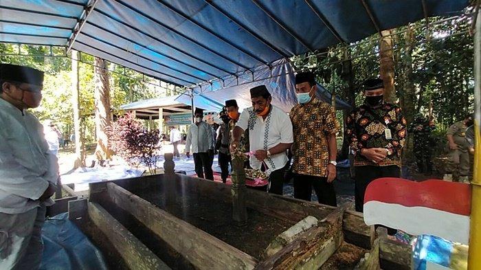 Sejarah Pembentukan Kota Tanjungpandan Tidak Lepas dari Peran KA Rahat, Ini Kata Bupati Belitung