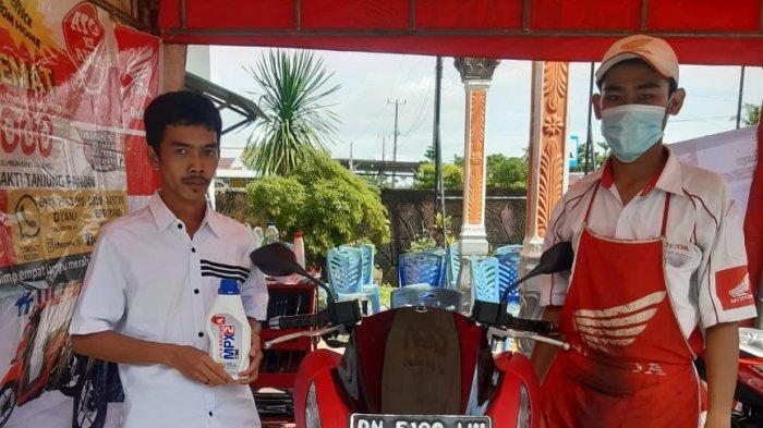 New Normal Bersama Honda Nss Tanjungpandan