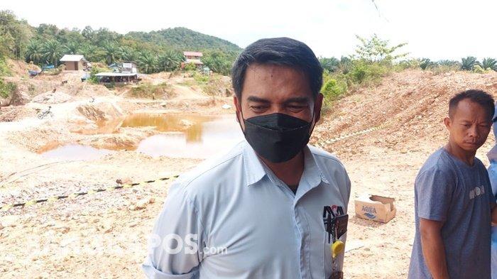 Humas PT MCM Sebut Penambang yang Tewas Terjebak di Lubang 28 Meter Bukan Karyawannya