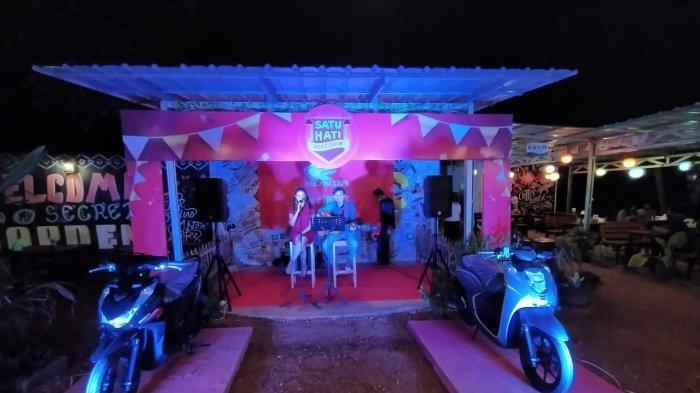 Tunas Dwipa Matra (TDM) kembali Gelar Roadshow di Secret Cafe Manggar