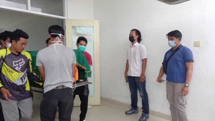 Korban Tersengat Listrik Alami Luka Bakar di Sekujur Tubuh, Jenazah Dibawa ke Pangkallalang Belitung