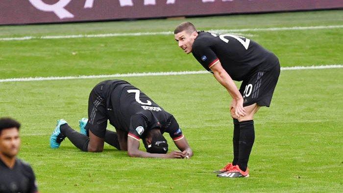 Wakil Grup Neraka Euro 2020 Tak Tersisa, Jerman Pun Angkat Koper, Putus Tren Lolos ke Perempat Final