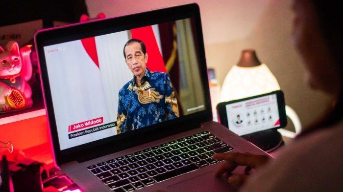 Presiden Jokowi Sambut Baik Kolaborasi Telkom Group dan Dewan Pers yang Menghadirkan TADEX