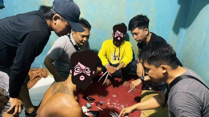 Polisi Bongkar Jaringan Narkoba di Belitung Timur, Temukan Delapan Paket Sabu