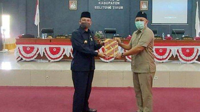 Bupati Belitung Timur Sebut Pabrik Tapioka Buka Keran Investasi, Ketua DPRD Minta Segera Beroperasi