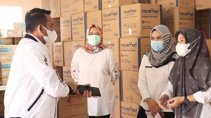 Dua Hari Kasus Positif Covid-19 di Belitung Timur Bertambah 161 Orang, 2.195 Orang Sudah Sembuh