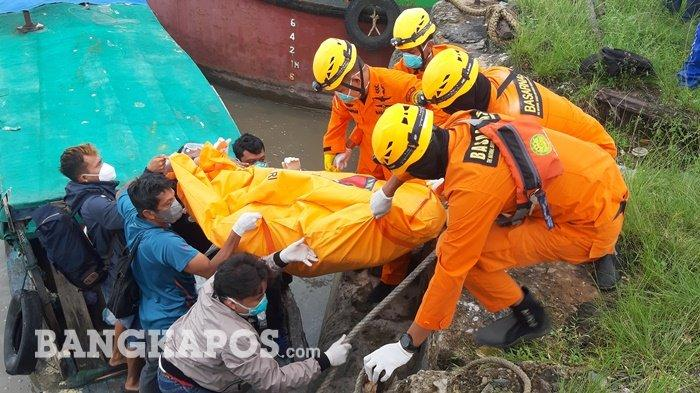 Kru Tugboat PT Multindo 105 Yang Meninggal Dunia Ternyata Kapten Kapal, Hasil Tes Negatif