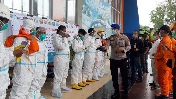 BREAKING NEWS: ABK Tugboat TB Multindo 105 Meninggal Dunia di Tengah Laut Perairan Belitung