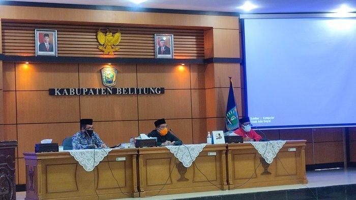 Masih PPKM, Begini Kebijakan Pemkab Belitung Terkait Pelaksanaan Idul Adha 1442 H