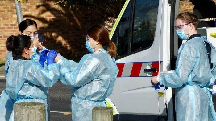 Baru Ditemukan 18 Kasus Covid-19, Victoria Langsung Melakukan Lockdown Wilayah Selama Seminggu