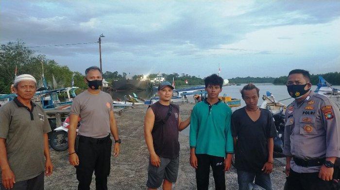 Dua ABK Ditemukan Nelayan Belitung Mengapung di Laut, Mengaku Nekat Terjun dari Kapal Mereka