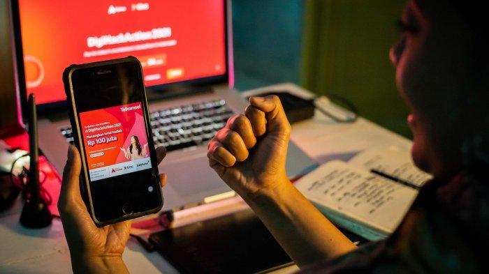 Telkomsel Gelar Program DIGIHACKACTION, Perkuat Kapabilitas Talenta di Sektor Periklanan Digital