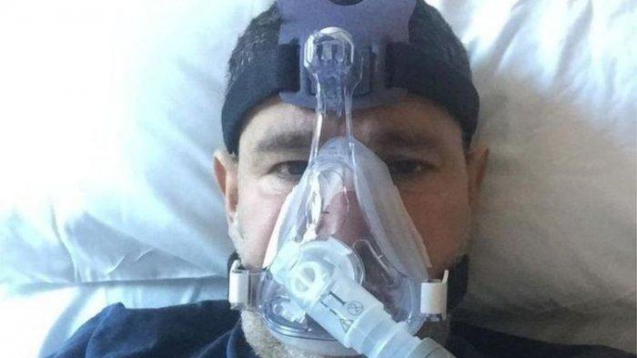 Seminggu Terkapar di Rumah Sakit, Seorang Guru Menyesal Menolak Disuntik Vaksin Covid-19