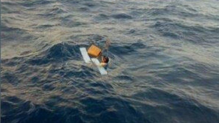 Kisah Dua Nelayan Jakarta 4 Hari Terkatung-katung di Laut, Cuma Minum Air Hujan untuk Bertahan Hidup