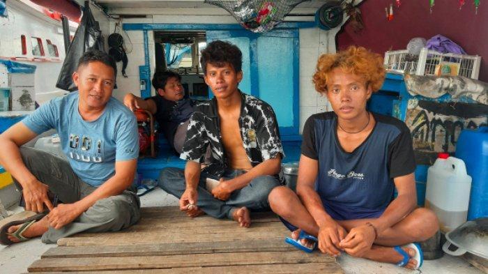 Cerita 2 Nelayan Nekat Terjun ke Laut, 4 Hari Terapung, Hampir Ditabrak Marlin dan Dikelilingi Hiu